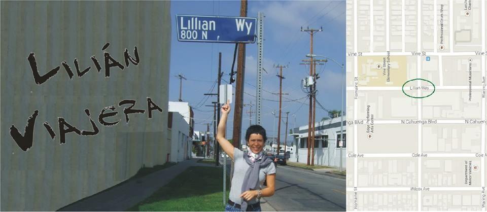 Lilián Viajera en Hollywood