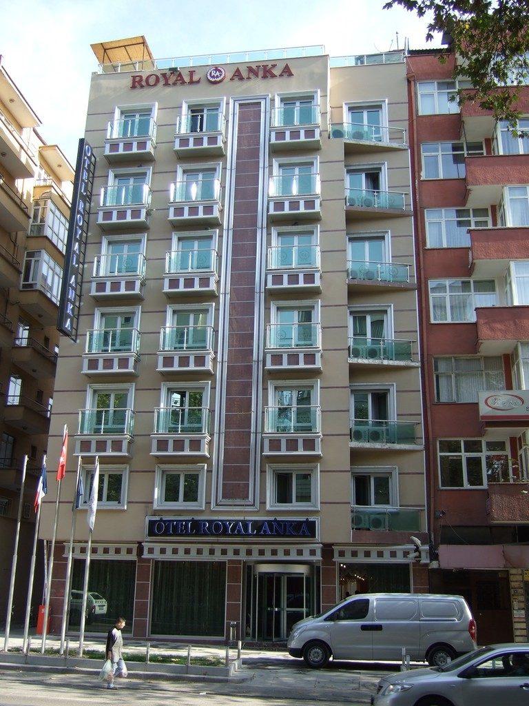 Hotel en Ankara