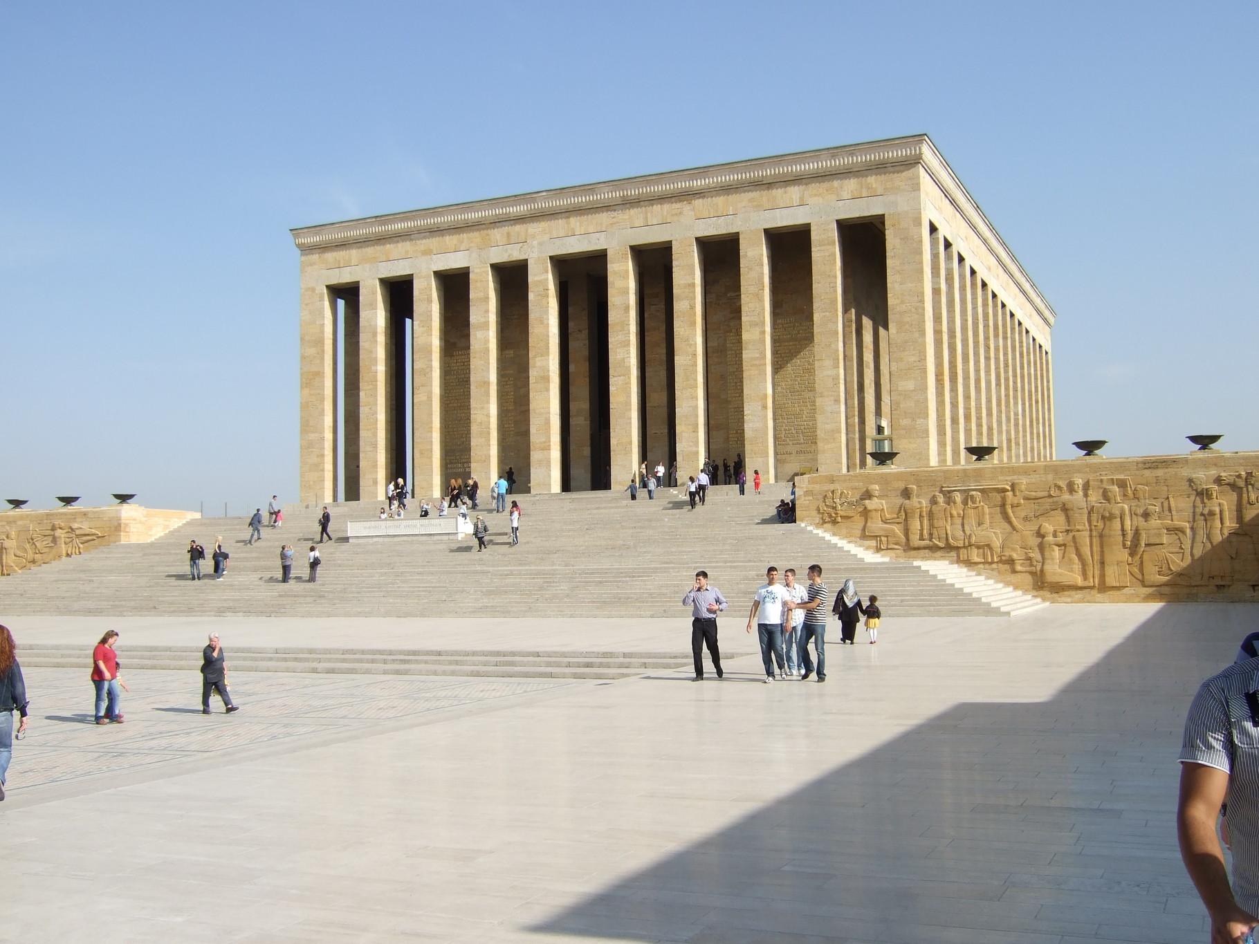 Mausoleo de Atatürk