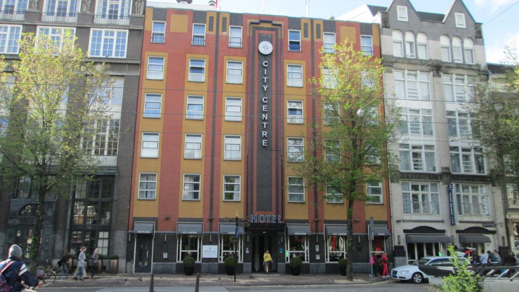 WestCord City Centre Hotel de Ámsterdam