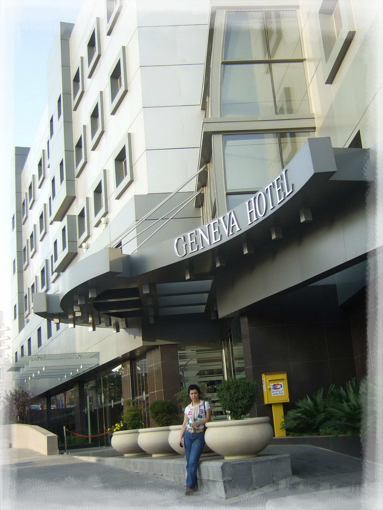 Geneva Hotel de Amman