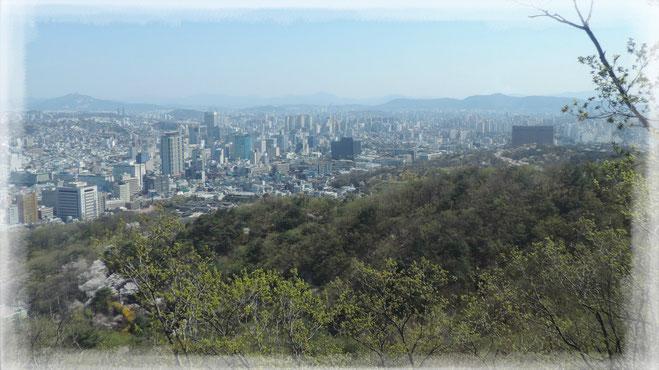 Monte Namsan, Seul