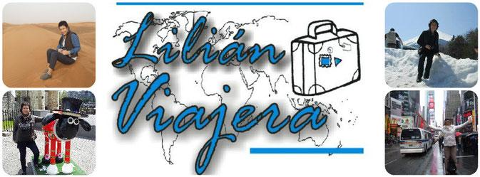Lilián Viajera, Blog de Viajes