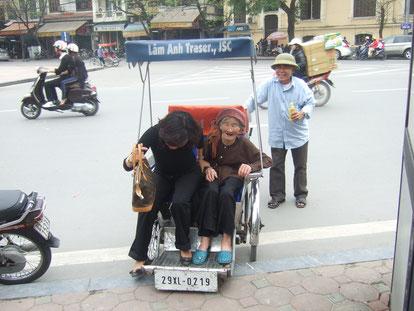 Hanoi...¡una ciudad con energía!