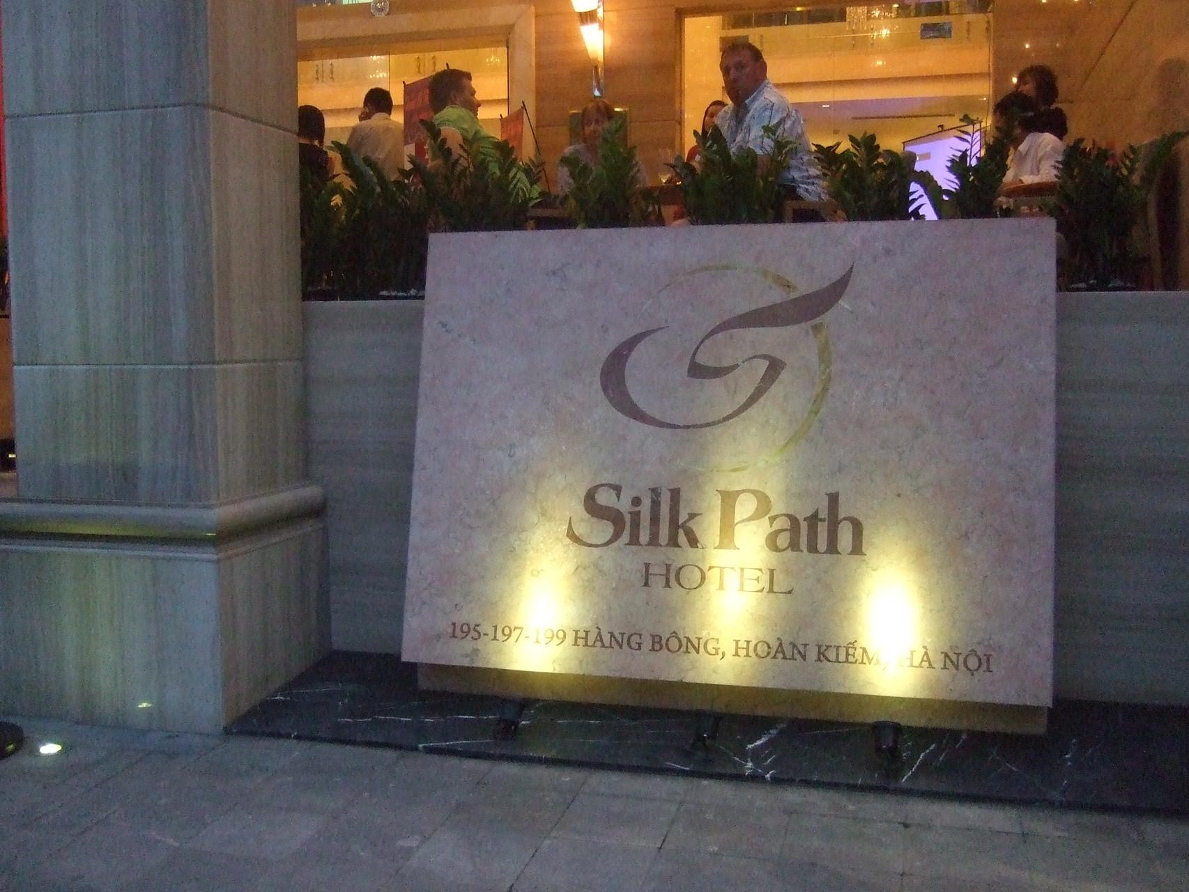 Hotel Silk Path Hanoi
