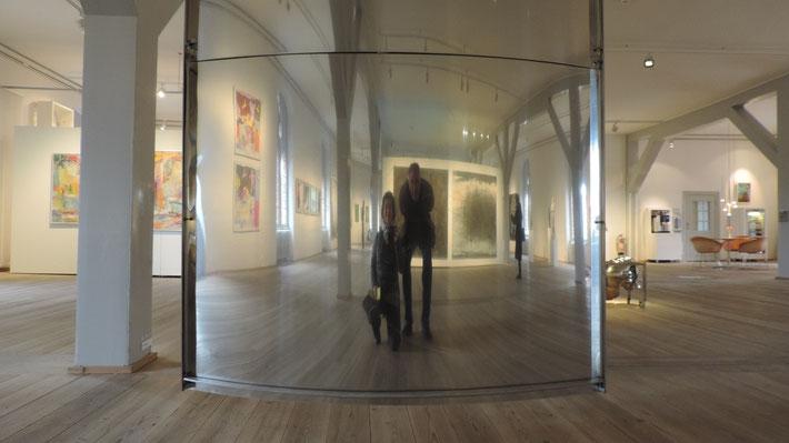 La Biblioteca... ahora centro de exposiciones.