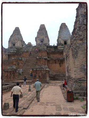 Templo Pre Rup, Angkor.