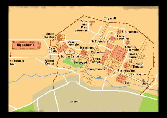 Jerash,