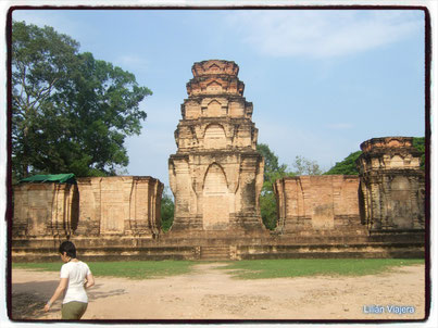 Prasat Kravan, Angkor.