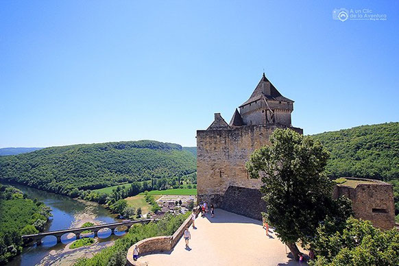 Castillo de Castelnaud