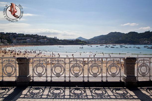 Playa de la Concha, Donostia / San Sebastián