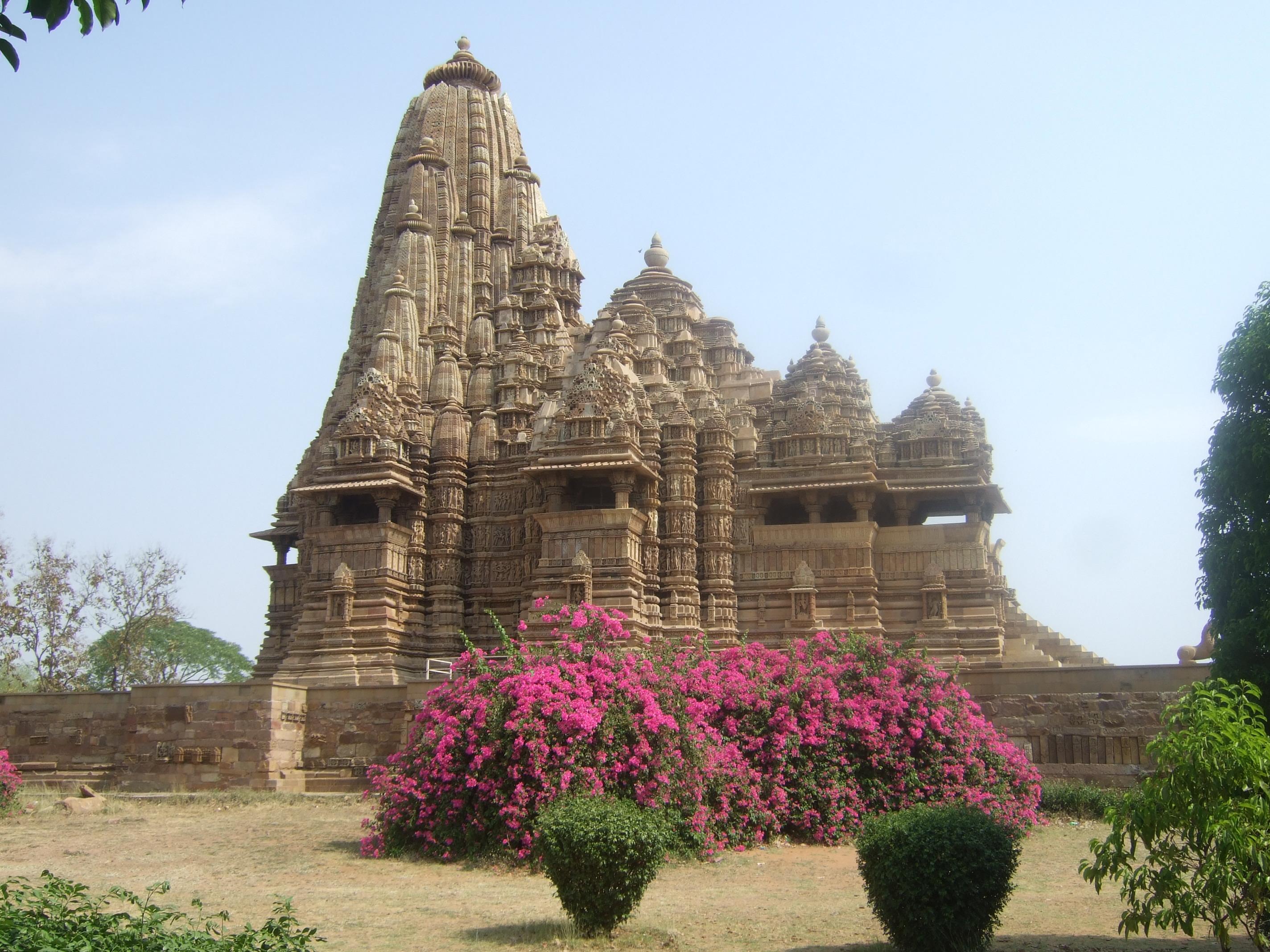 Leyenda del Templo de Khajuraho