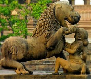 Leyenda de los Templos de Khajuraho