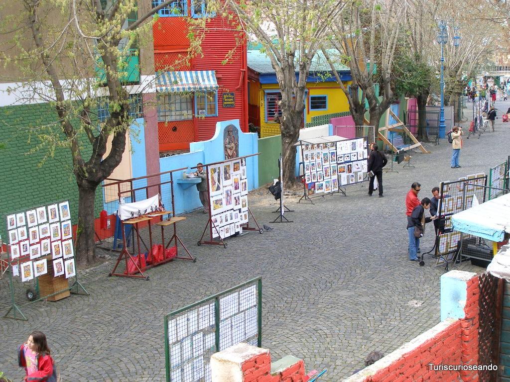 Mirada de la Ciudad de Buenos Aires