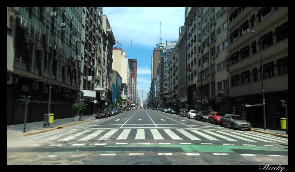 Mirada sobre la Ciudad de Buenos Aires