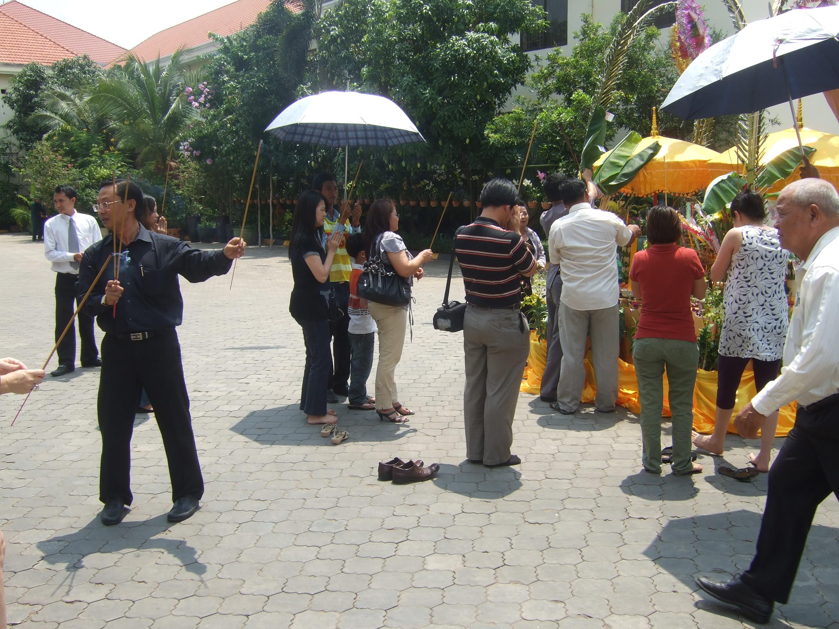 Hotel en Siem Reap