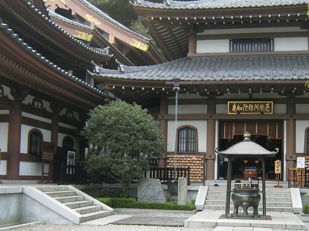 Kamakura Gran Buda Hasedera