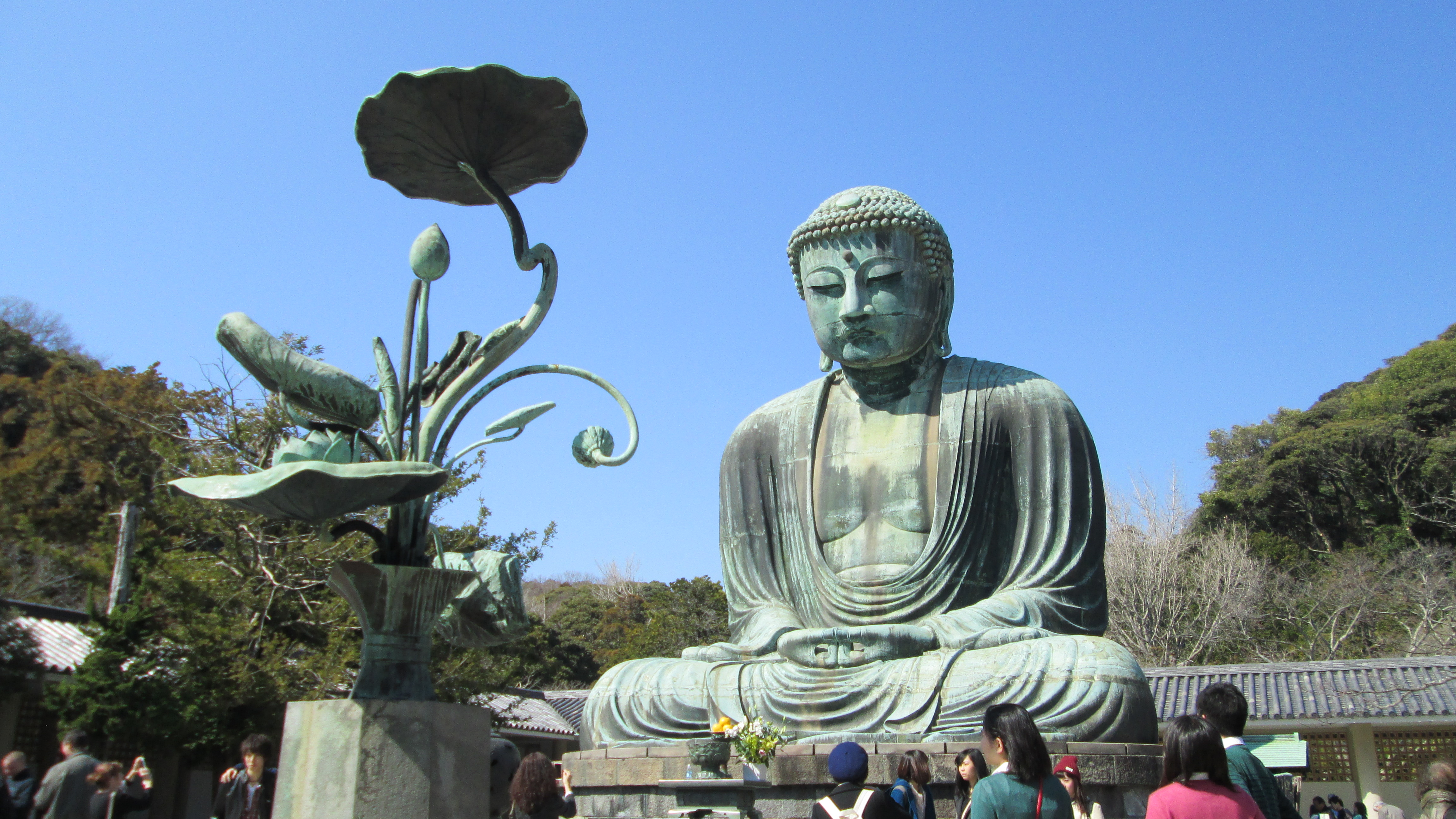 Kamakura Gran Buda y Hasedera