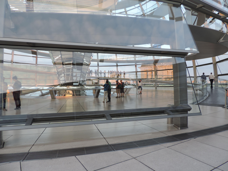 Cúpula del Parlamento Alemán, Bundestag