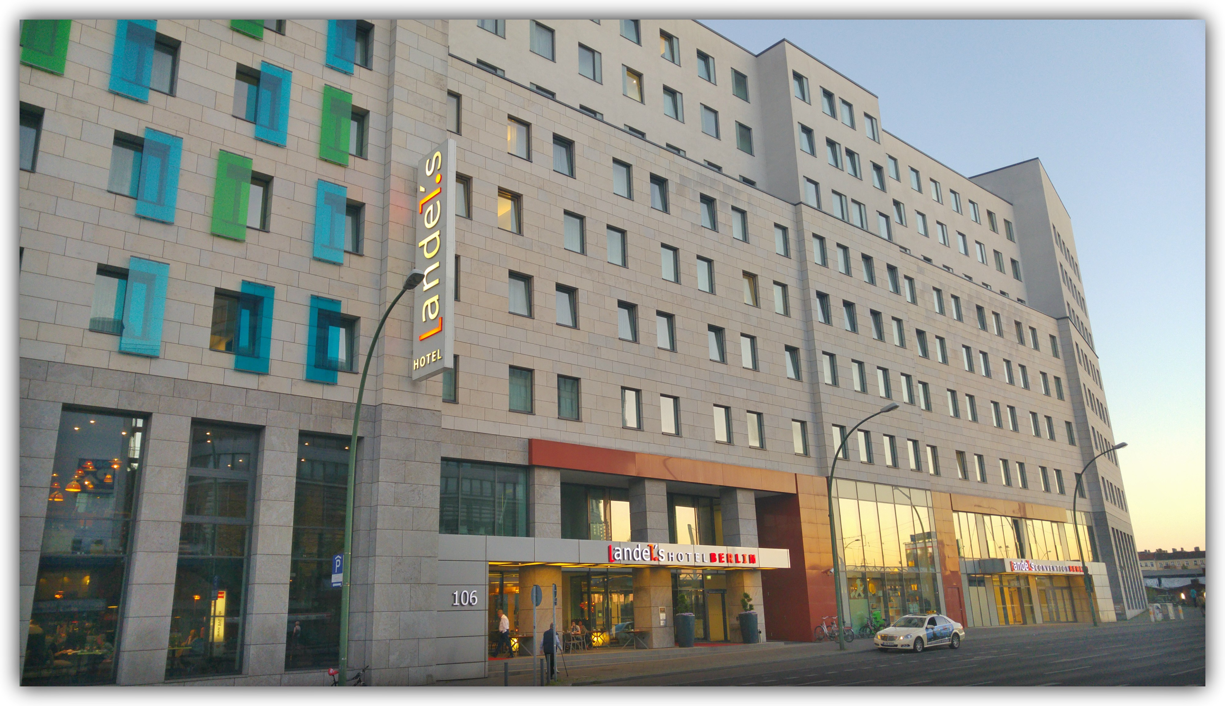 hotel Andel's by Vienna House Berlín