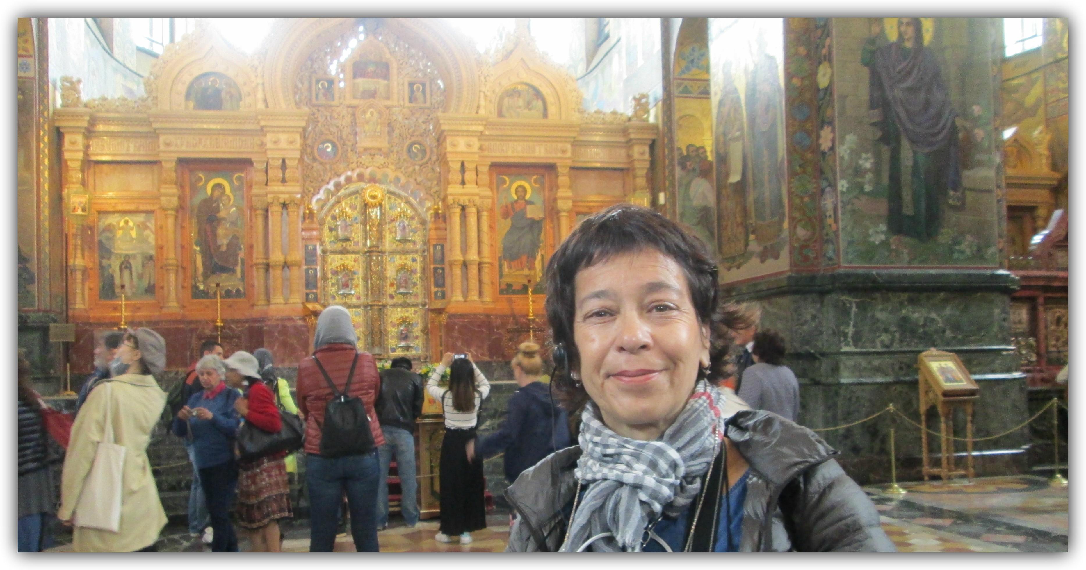 Iglesia del Salvador sobre la Sangre Derramada