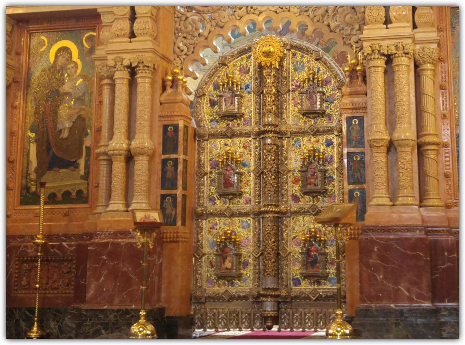 Iglesia del salvador sobre la sangre derramada lili n viajera blog de viajes - Viajes puerta palma 2017 ...