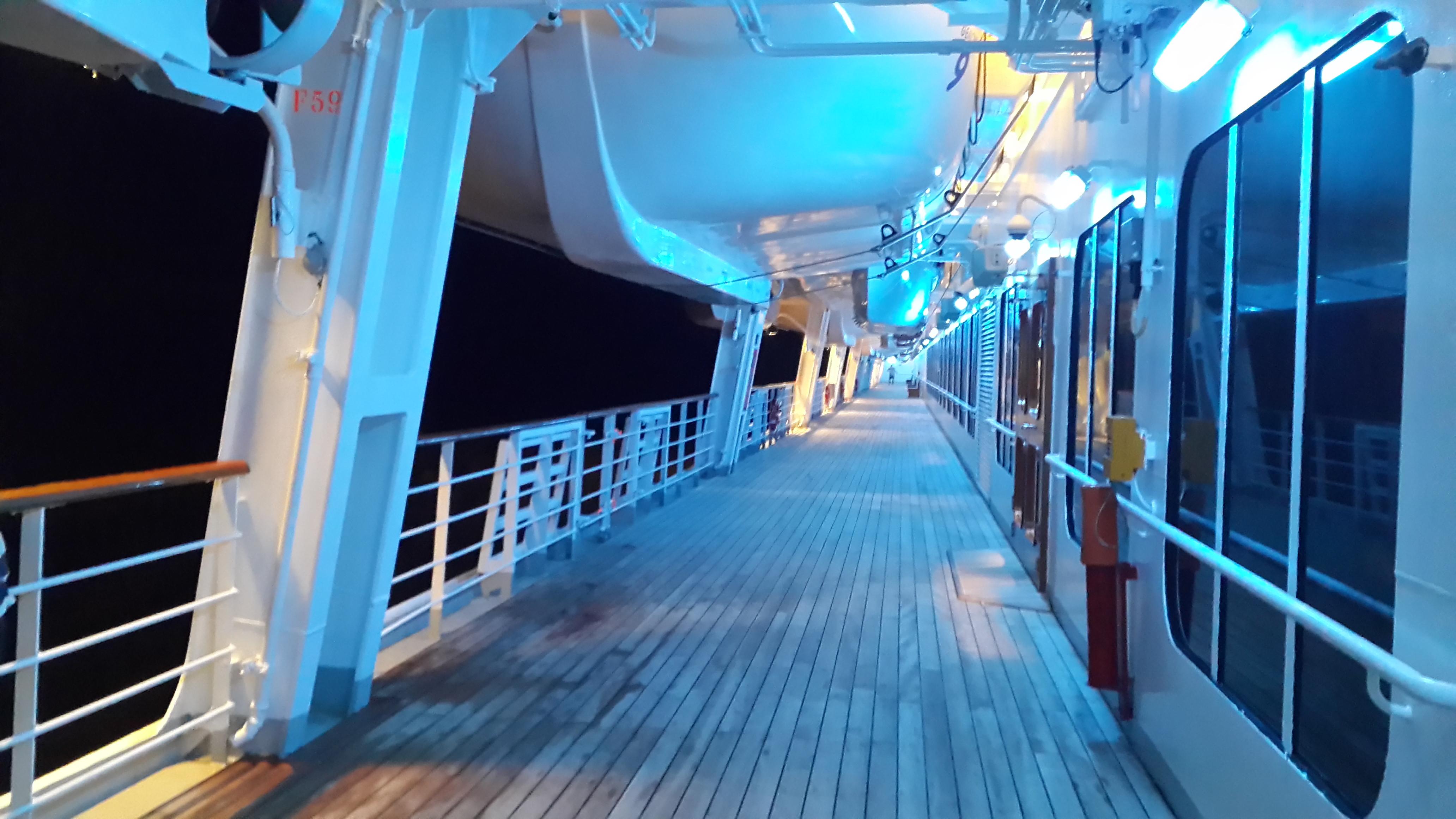 Programa de actividades para hacer en el Crucero.