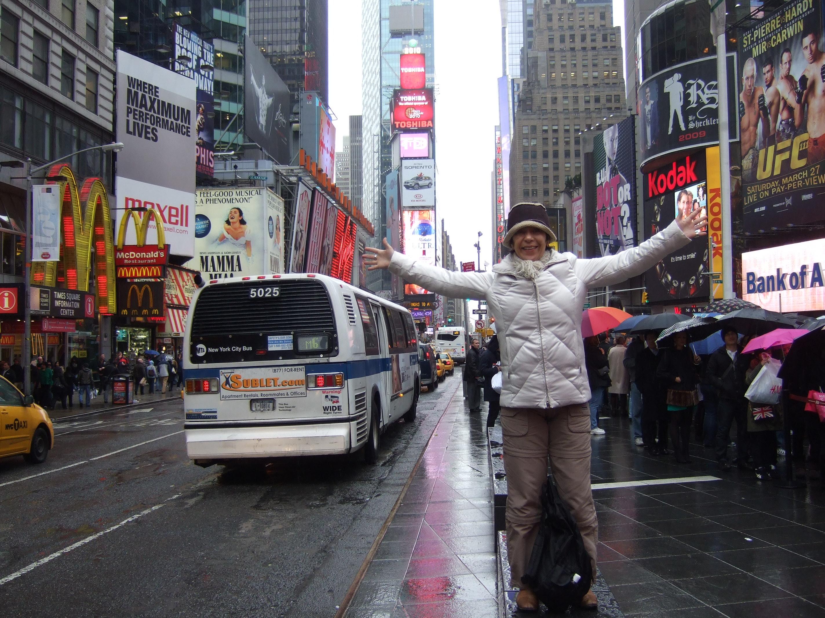 Guía Zonas de Nueva York