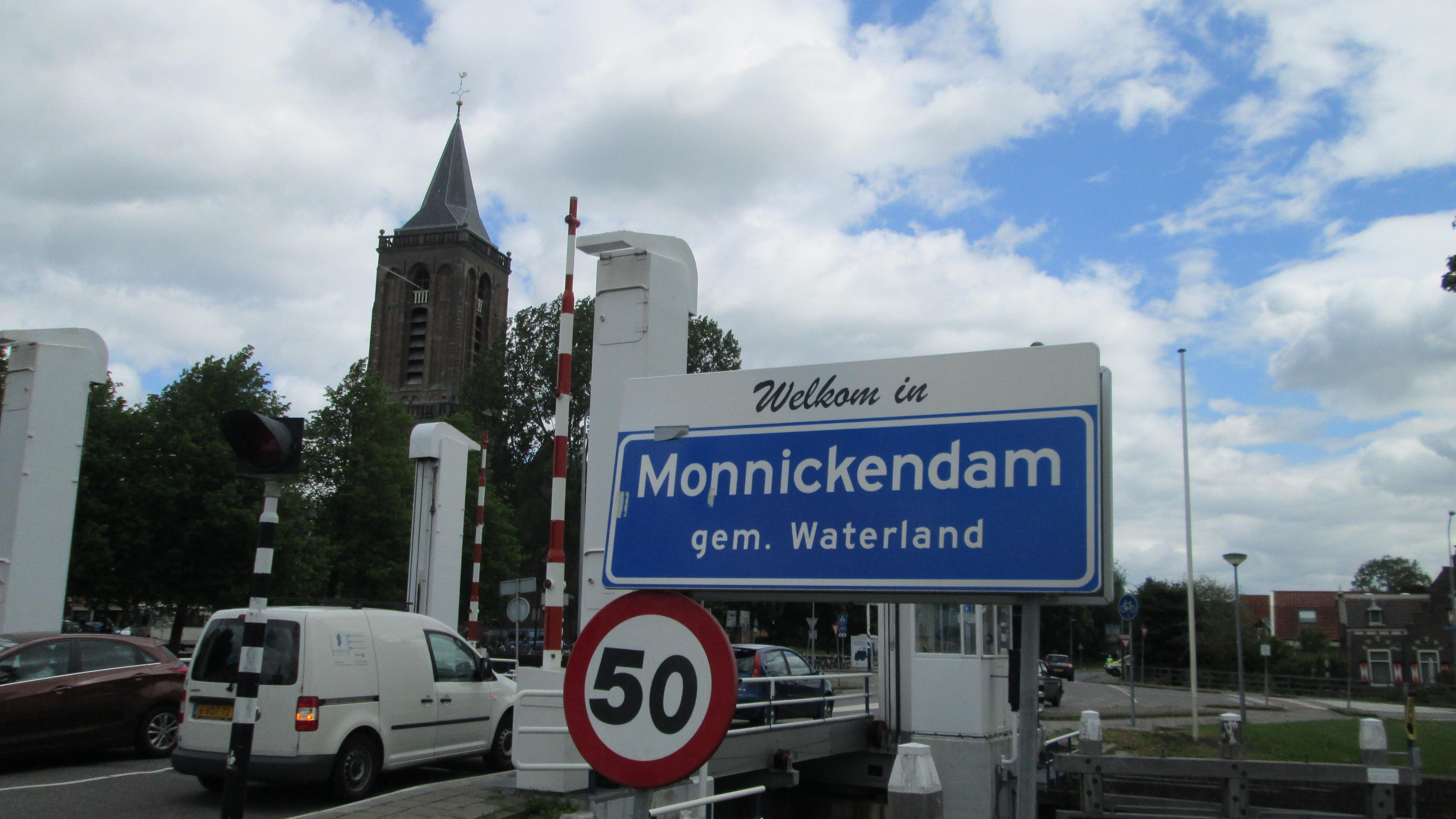 Recorrido sugerido en Monnickendam: Países Bajos