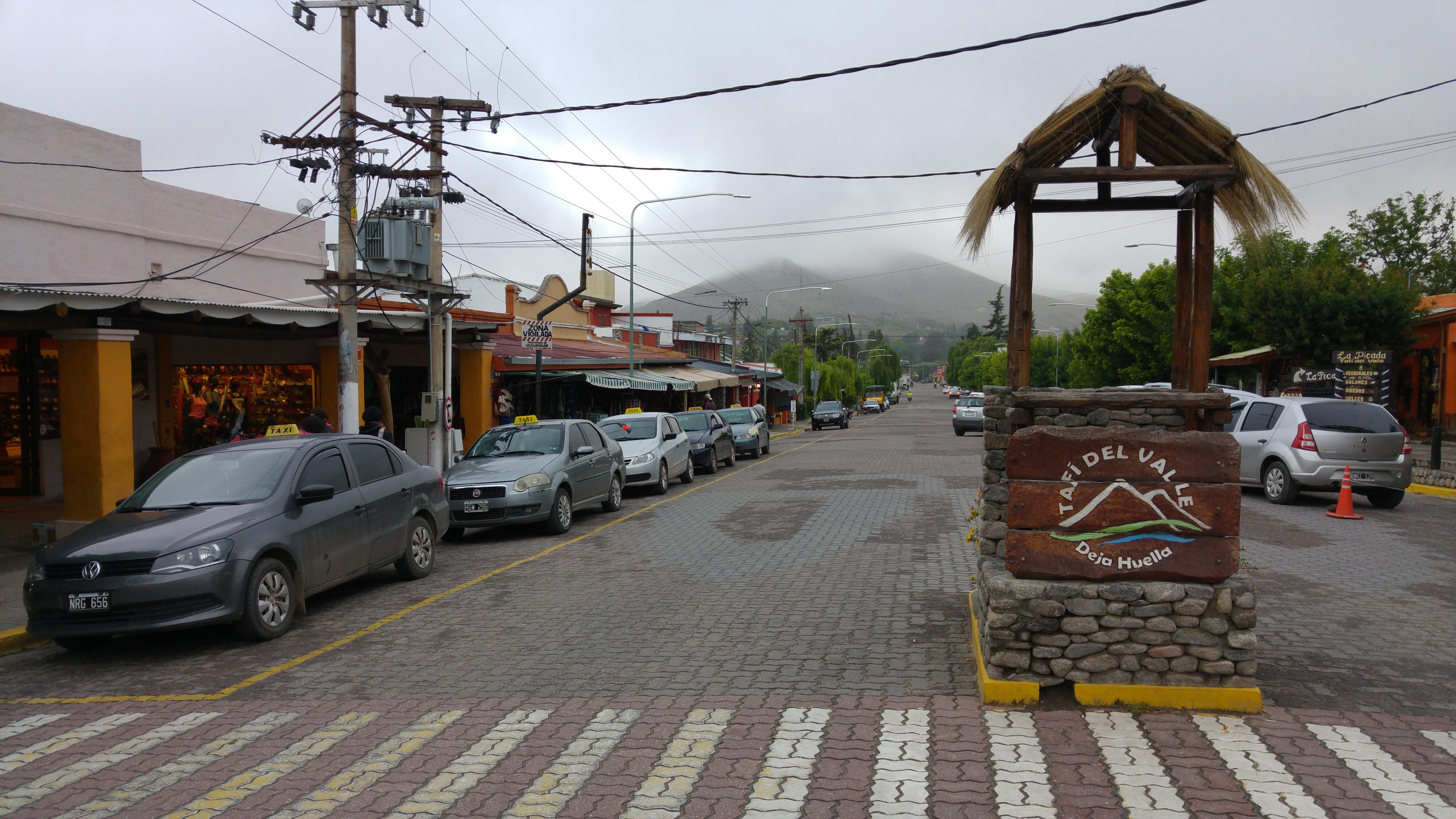 Hoja de Ruta desde Villa del Totoral (Córdoba) a Tafí del Valle (Tucumán) – ARGENTINA