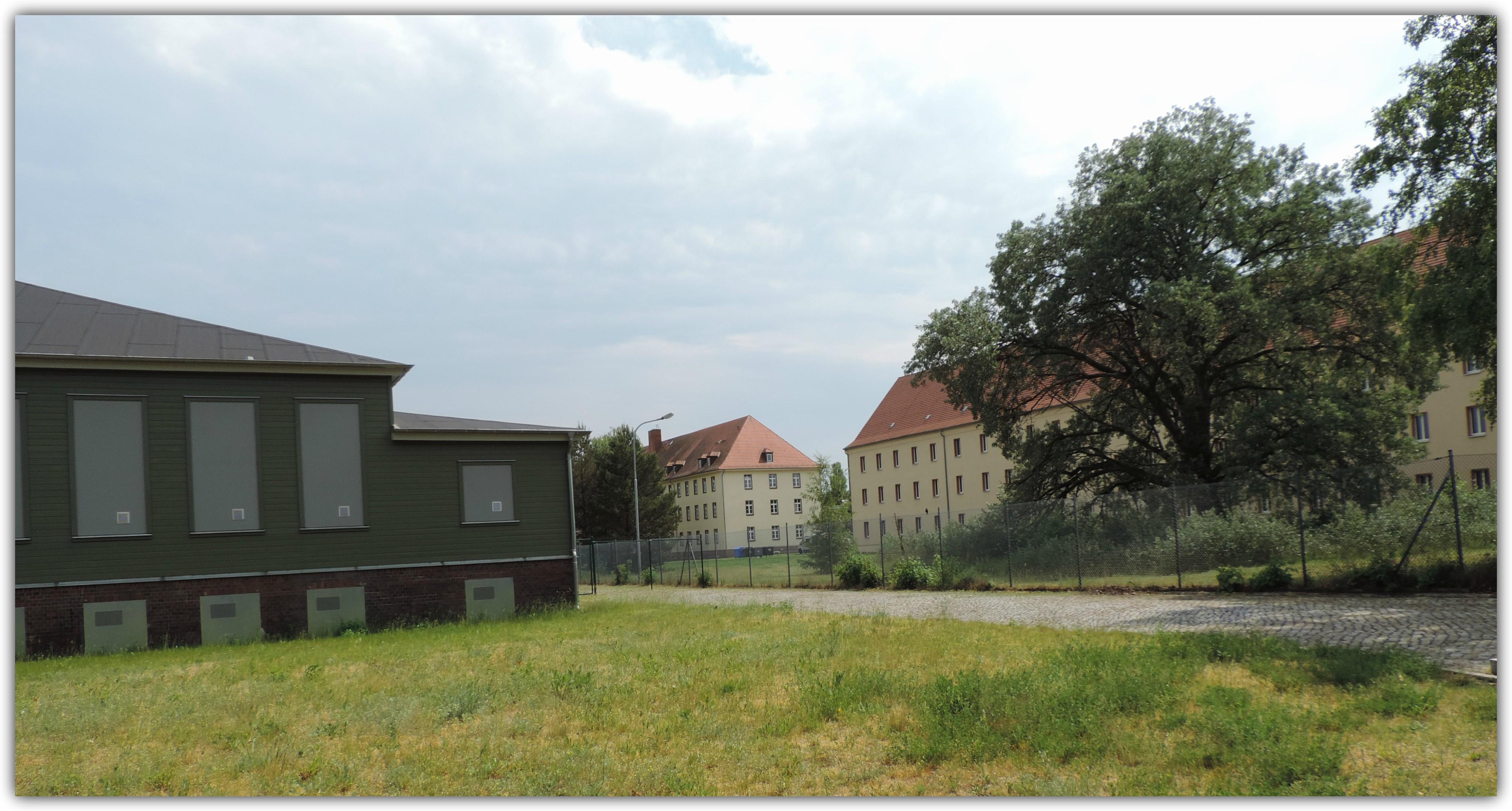 Campo de Concentración Sachsenhausen, Berlín