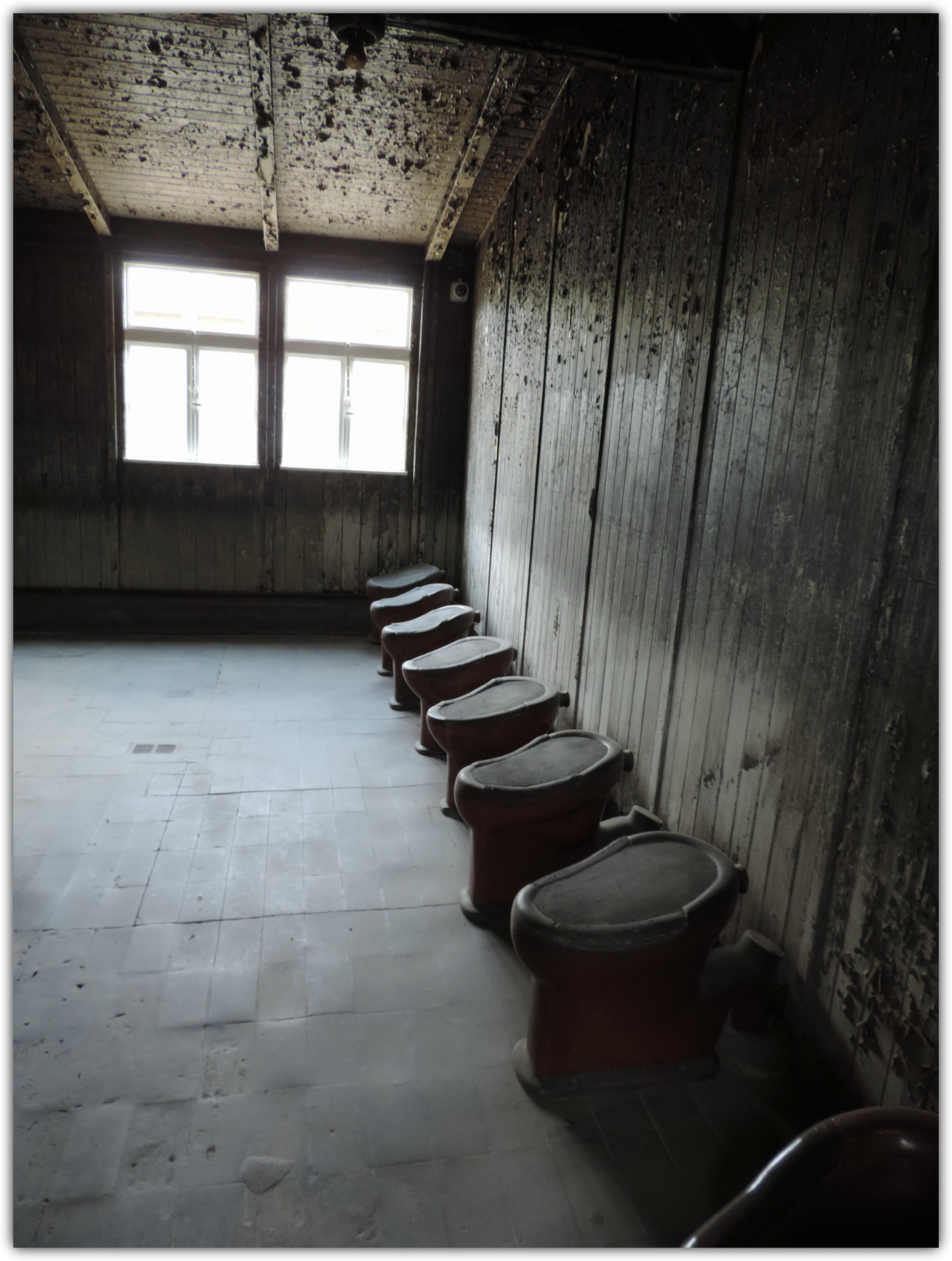 Campo de Concentración Sachsenhausen, Berlìn