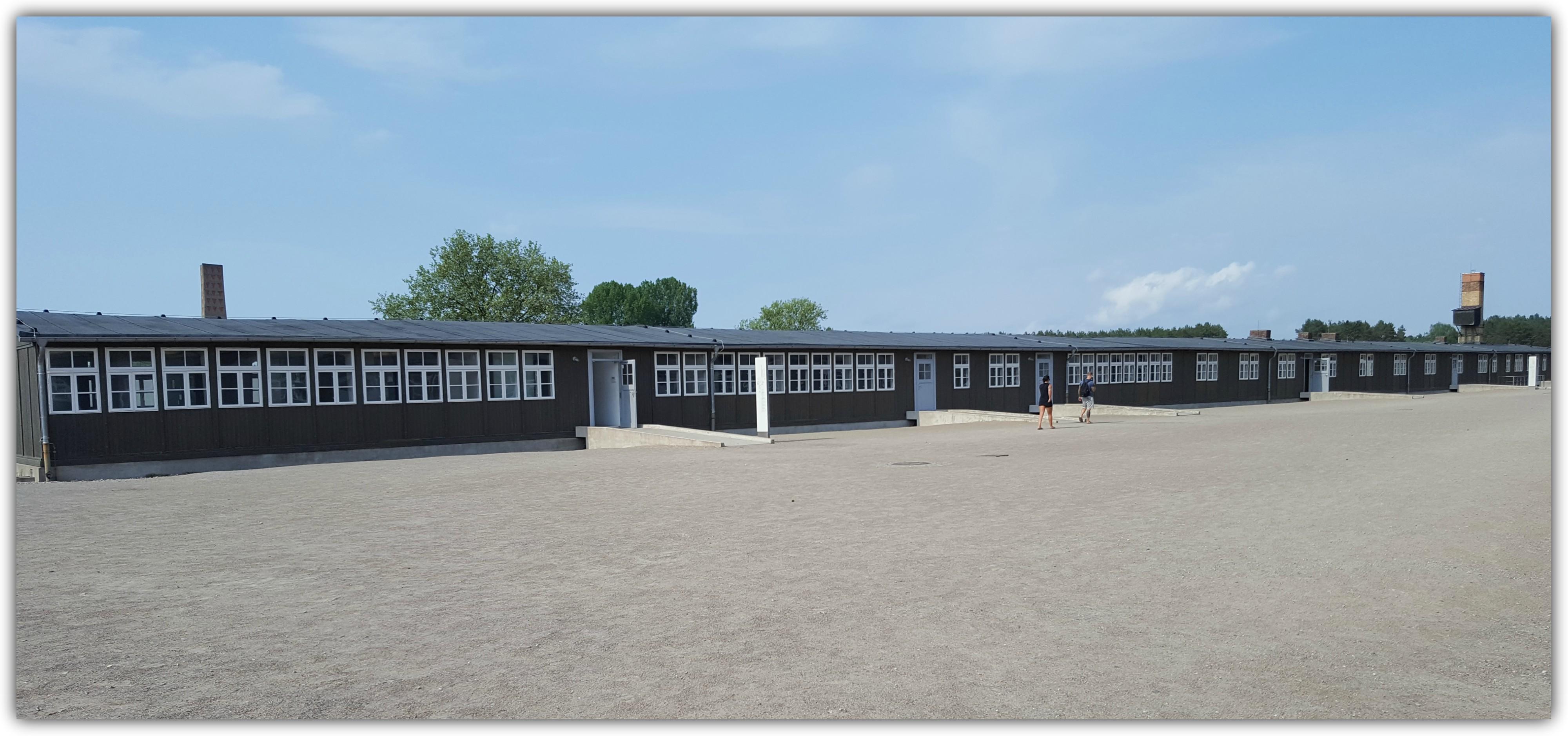 Campo de ConcentraciónSachsenhausen, Berlín