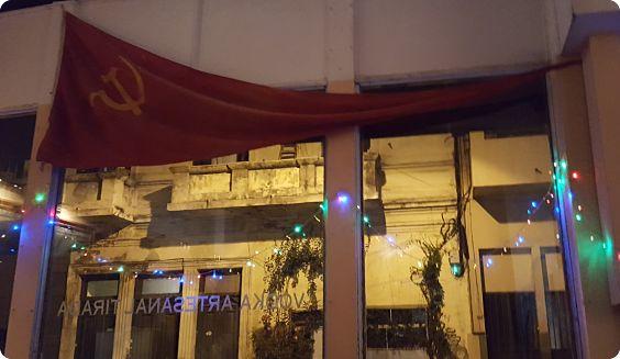 Bodegón Soviético