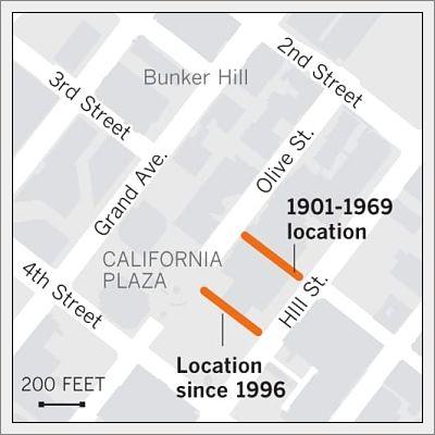 Dowtown de Los Angeles