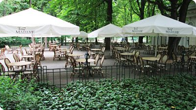 Parque Real Lazienki