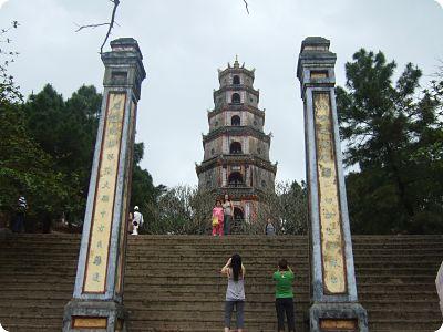 Pagoda Dama Celestial