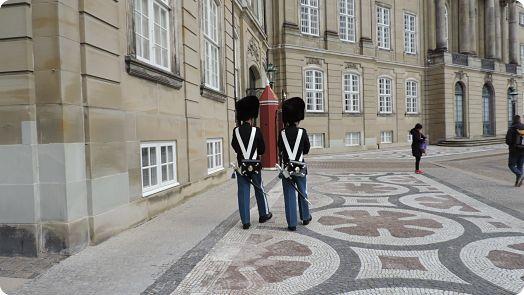 Visitar en Copenhague